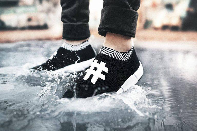 RensThe world's first waterproof sneaker made from coffee waste
